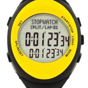 Relógio Fastime para Navegador  Preto / Amarelo