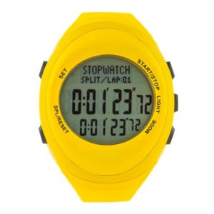 Relógio Fastime para Navegador Todo Amarelo