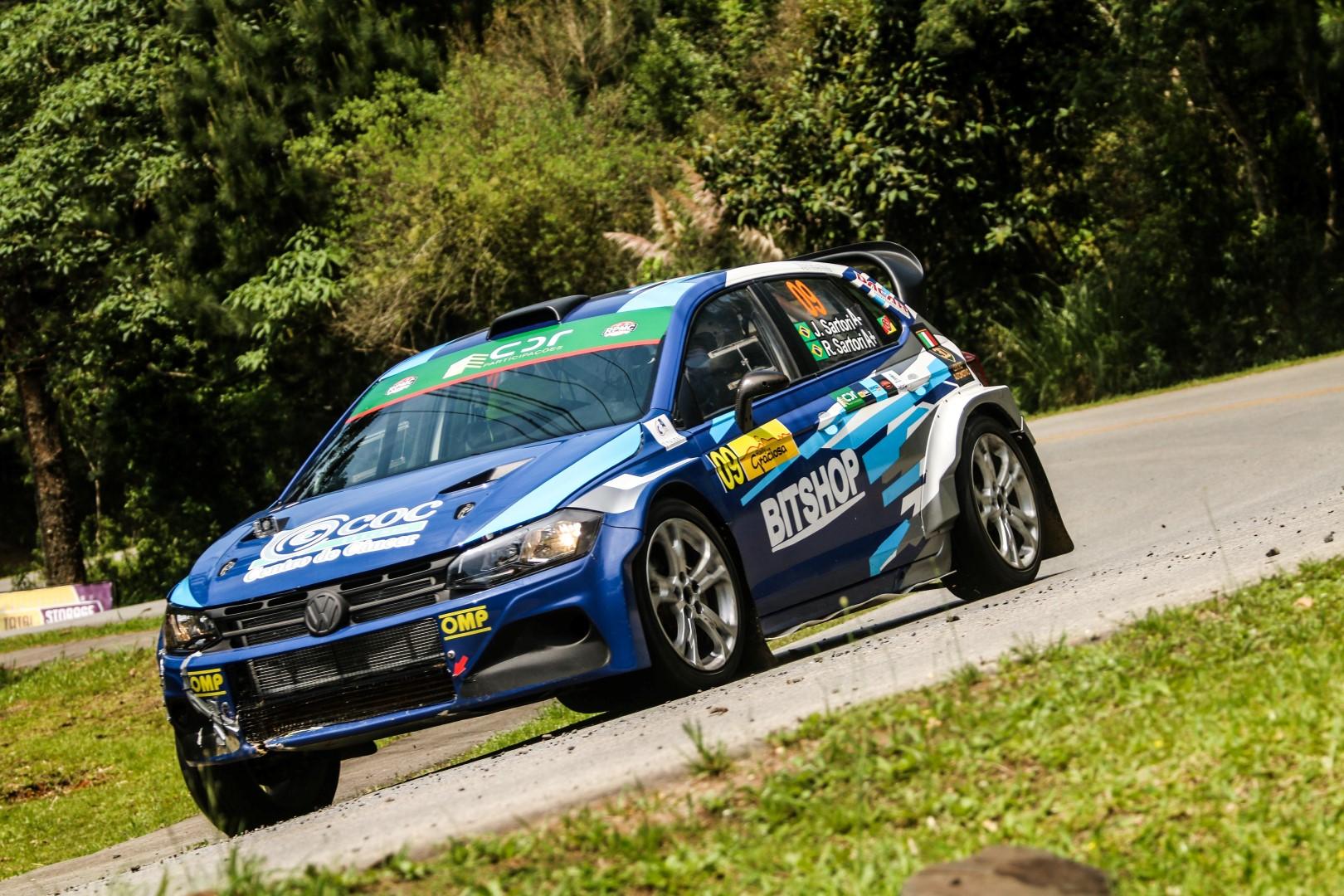 You are currently viewing Brasileiro de Rally define os campeões da temporada 2019