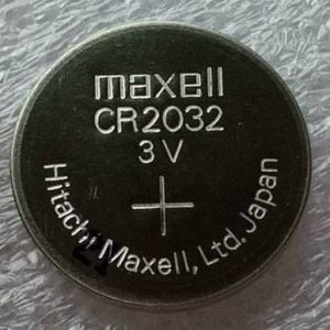 Bateria Cr2032 Maxell
