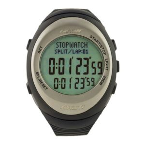 Relógio Fastime para Navegador Preto / Cinza