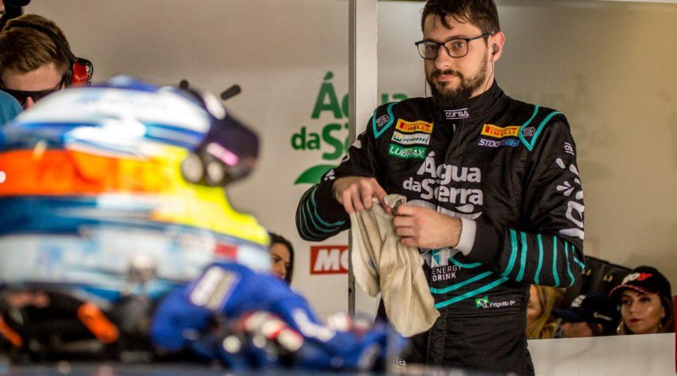Gustavo Frigotto é o novo instrutor de simulação na Fitness Racing