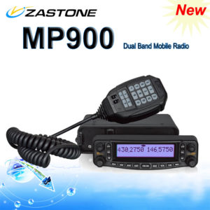 Radio Dual Band MP900