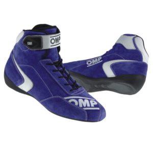 Sapatilha Racing OMP First-S Azul