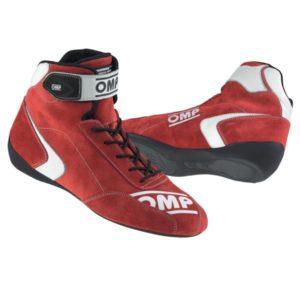 Sapatilha Racing OMP First-S Vermelho
