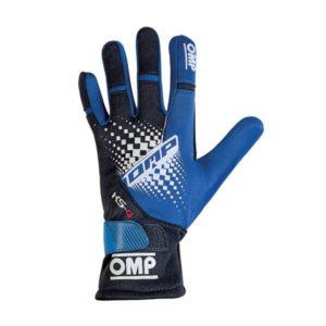 Luva Kart OMP KS-4 Azul