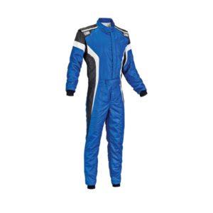 Macacão Racing OMP Tecnica S Azul