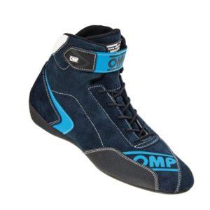 Sapatilha Racing OMP First Evo Azul