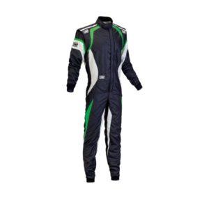 Macacão Racing OMP One Evo Verde