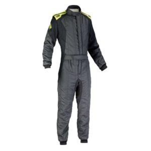 Macacão Racing OMP First-Evo Antracite