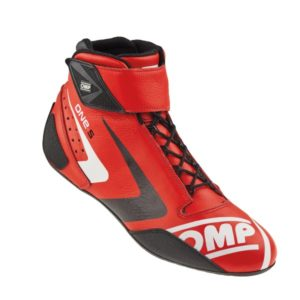 Sapatilha Racing OMP One-S Vermelho