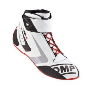 Sapatilha Racing OMP One-S Branco