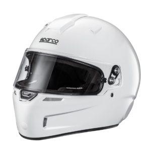 Capacete Kart Sparco Sky KF-5W Branco