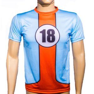 Camiseta Gulf Masculina