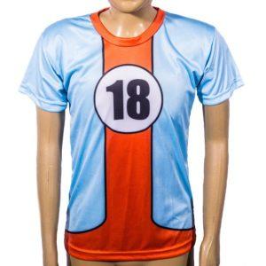 Camiseta Gulf Infantil