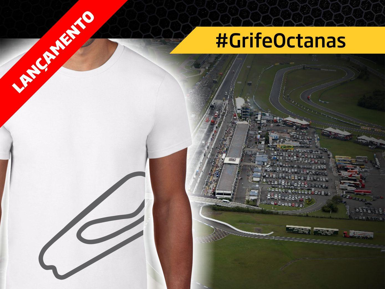 Nova Camiseta Autódromo Internacional de Curitiba