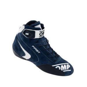 Sapatilha Racing OMP First-S 2020 Azul