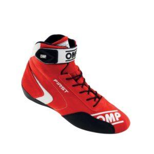 Sapatilha Racing OMP First-S 2020 Vermelho