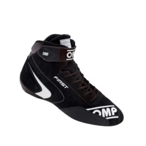 Sapatilha Racing OMP First-S 2020 Preto