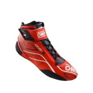 Sapatilha Racing OMP One-S 2020 Vermelho