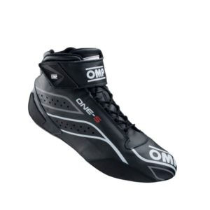 Sapatilha Racing OMP One-S 2020 Preto
