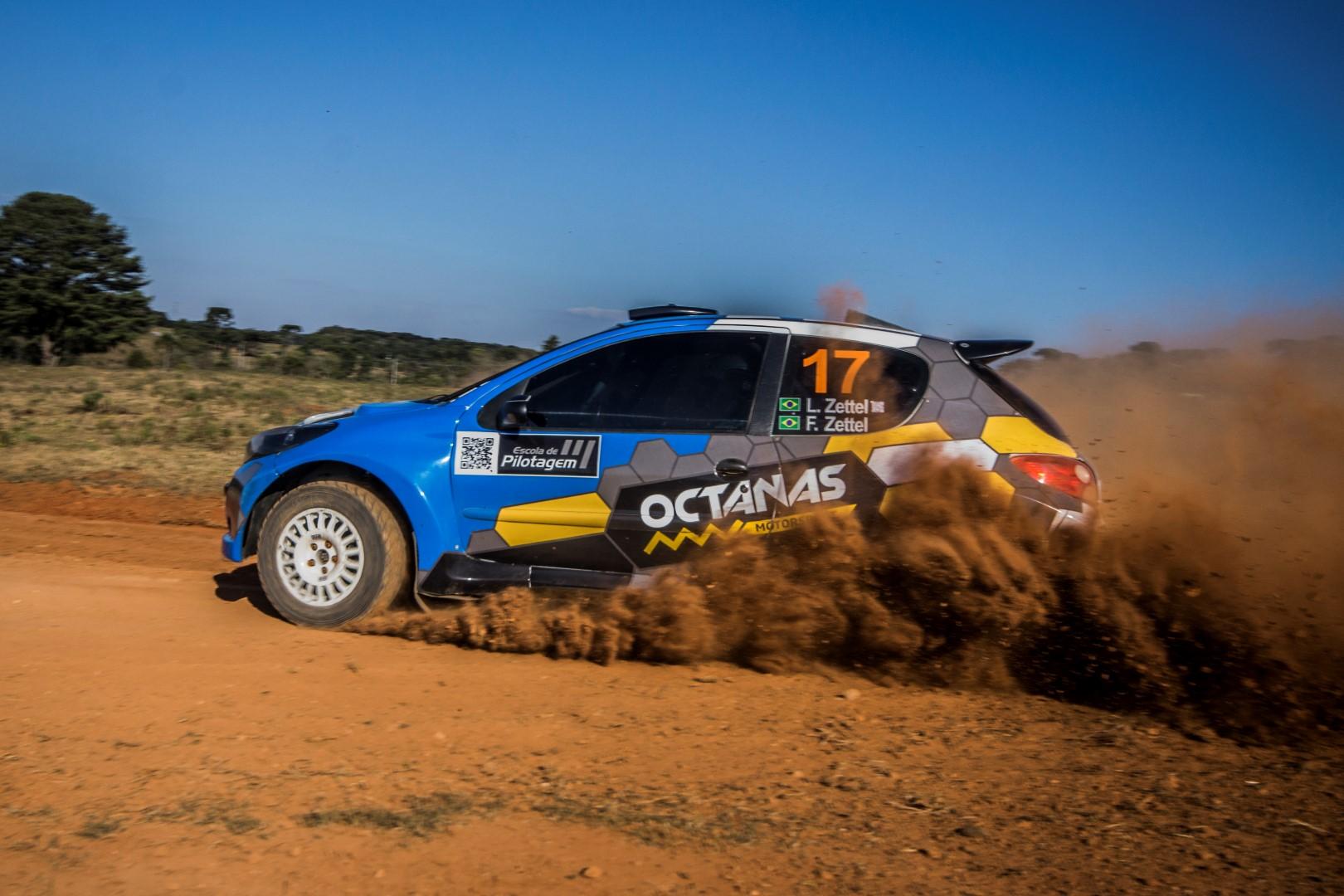 You are currently viewing Campeonato Brasileiro de Rally começa esse fim de semana