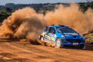 Read more about the article Sete anos depois, Araucária volta ao Campeonato Brasileiro de Rally