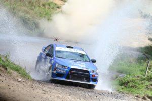 Read more about the article Velocidade e disputas eletrizantes marcam o Rally Rio Negrinho 2021