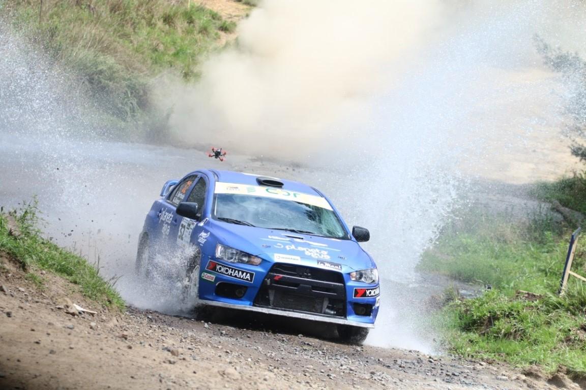 You are currently viewing Velocidade e disputas eletrizantes marcam o Rally Rio Negrinho 2021